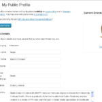 Add Extra Fields to User Profile Page, WordPress user profile extra fields