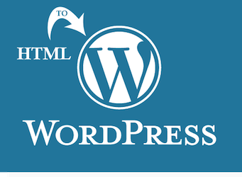 Stop wordpress removing html