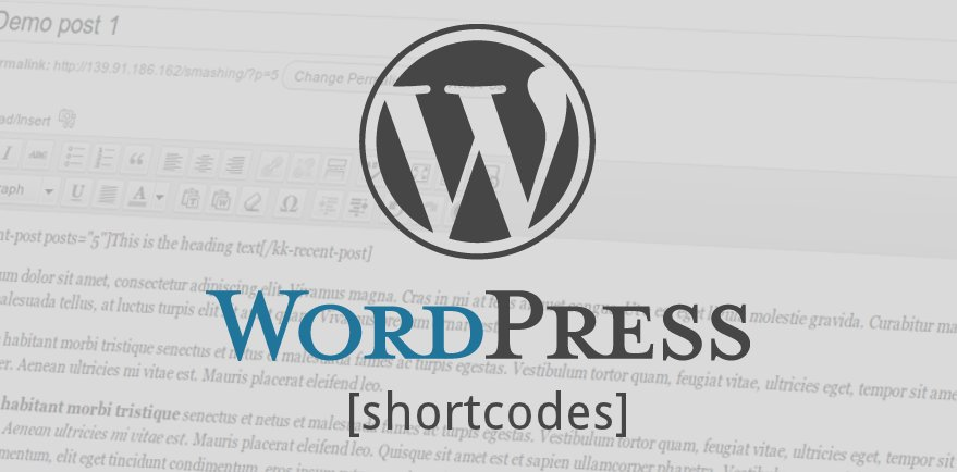 Add shortcode with html content